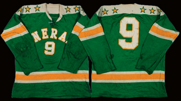 Eastern Hockey League  - Greensboro Generals Jersey 1959-63