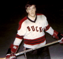 Eastern Hockey League - Long Island Ducks  1969-70 Jersey