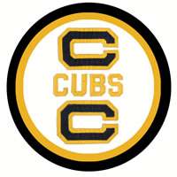 Eastern Hockey League - Cape Cod Cubs Logo