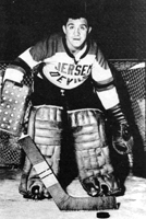 Norm Defelice to Jersey of the Eastern Hockey League