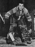 Eastern Hockey League  - Jersey Larks / Haddonfield Larks Home Uniform - Gerry Devaney