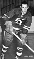 Eastern Hockey League - Knoxville Knights Home Uniforms - Reggie Grigg