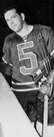 Eastern Hockey League - Charlotte Checkers Uniform 1960-61
