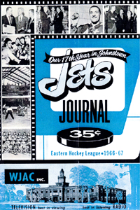 Johnstown Jets 1960-61 Program - Click to Enlarge