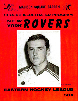 New York Rovers 1964-65 Program - Click to Enlarge